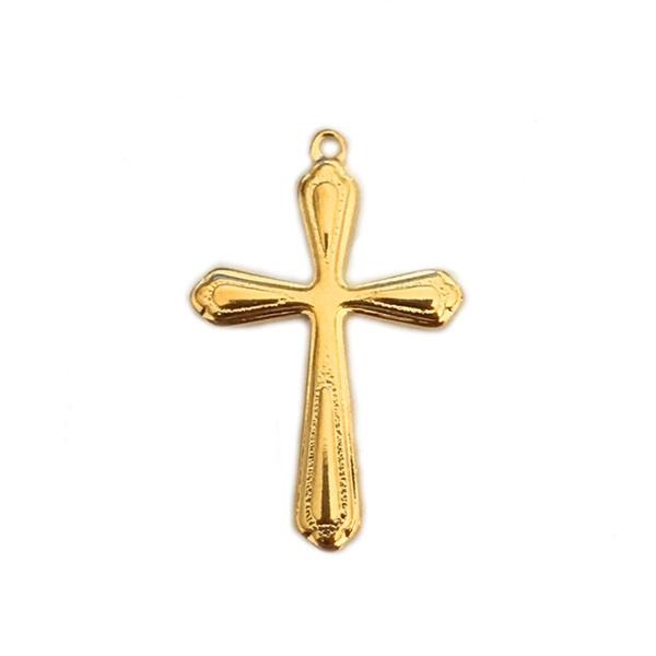 Bedel Kruis verguld goud