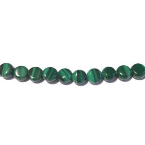 Malachite Halfedelsteen kraal groen