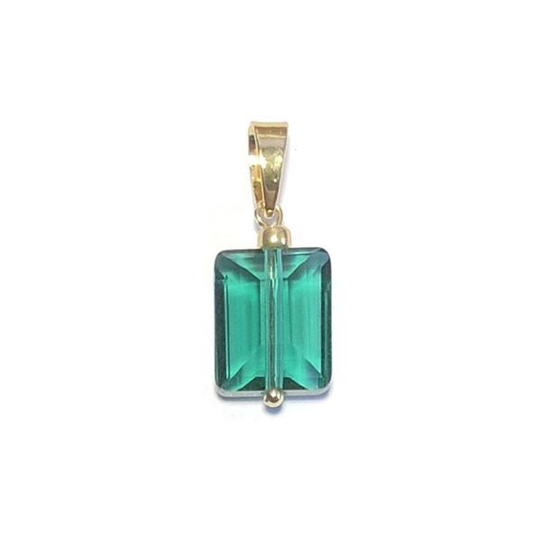 Bedel Hanger Emerald kristal