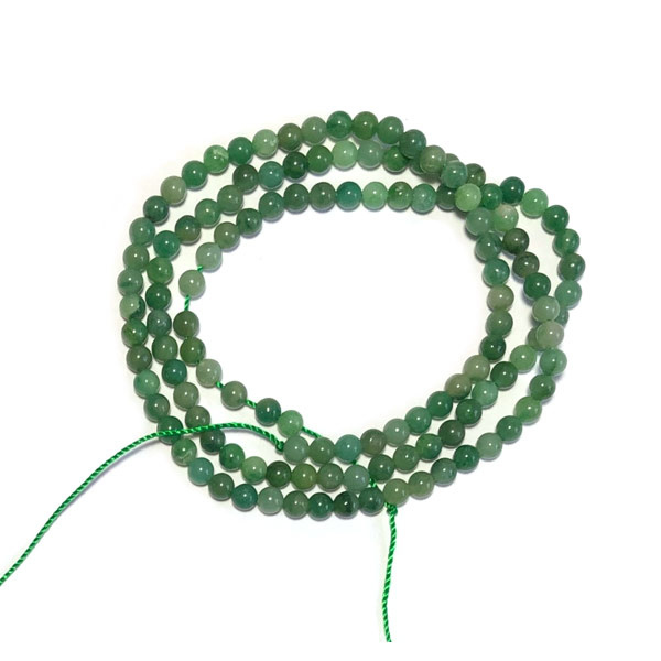 Streng kralen African jade 40 cm