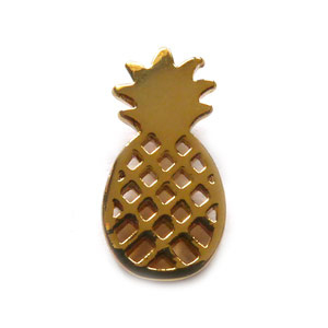 Bedel Ananas Verguld