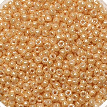 Miyuki Rocailles 11/0 ceylon caramel beige