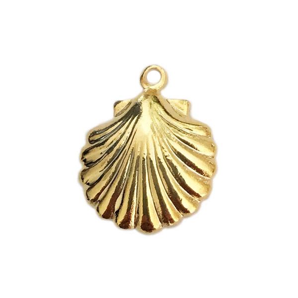 Bedel schelp goud
