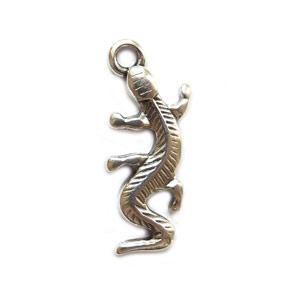 Bedel Salamander Zilver