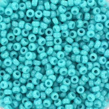 Miyuki Rocailles 11/0 Duracoat opaque underwater blue