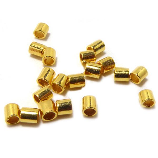 Knijpkraal tube goud