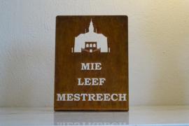 Staander Mie Leef Mestreech 150 x 200 mm