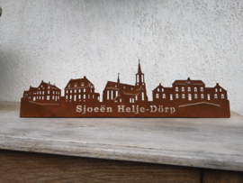 Skyline-Helden-Deluxe 619 x 177mm