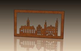 Skyline-Ald-Venlo-Wanddecoratie-met-900 x 500 x 22mm