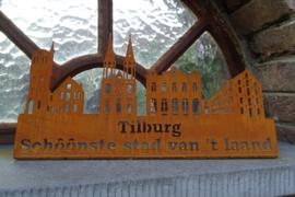 Skyline Tilburg 331 x 271 mm