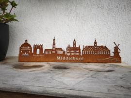 Skyline-Middelburg-Deluxe 657 x 169mm