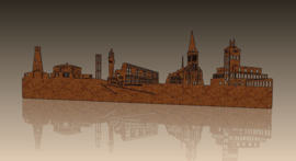 Skyline-Hengelo-Hanger-zonder-tekst 986 x284mm
