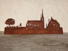 Skyline Noordwijkerhout  478 x 225mm