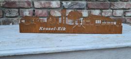 Skyline-Kessel-Eik 630 x 146mm