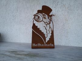 Staander-Belhamels-Belfeld 144 x316mm