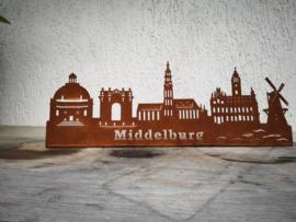 Skyline-Middelburg 470 x 170mm