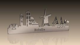 Skyline-Brielle-Hanger-RVS 653 x 238mm