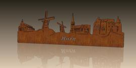 Skyline-Horn-Hanger-Klein 754 x 222mm