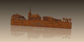 Skyline-Grashoek-Dialect-Hanger 835 x 247mm
