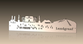 Skyline-Landgraaf-Hanger-RVS 570 x 132mm