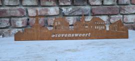 Skyline-Stevensweert-met-Tekst 680 x 160mm