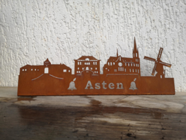 Skyline-Asten 382 x 151mm