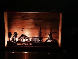 Skyline-Meterik  466 x 199mm