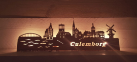 Skyline-Culemborg 470 x 159mm