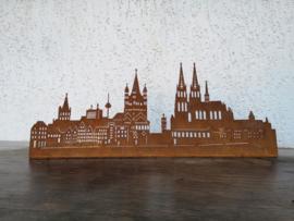 Skyline-Köln 410 x 167mm
