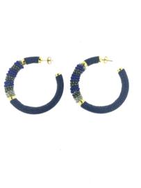 Creool medium blauw - Barong Barong