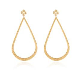 Gas Bijoux Bibi earrings gold