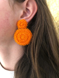Beads Orange - Paulie Pocket