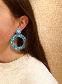 Blue Beads - Paulie Pocket