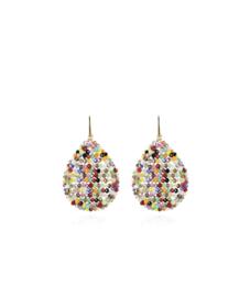 Daisy glassberry closed drop multicolour - LOTT. Gioielli