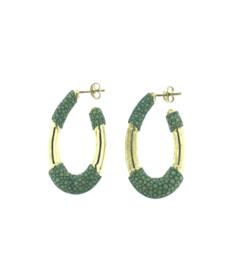 Creool klein groen goud - Barong Barong