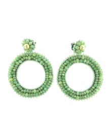 Green Beads - Paulie Pocket