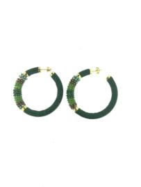 Creool medium groen donker - Barong Barong