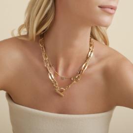 Gas Bijoux Necklace Gabriel gold