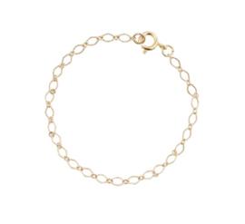 Oval bracelet - Bobby Rose