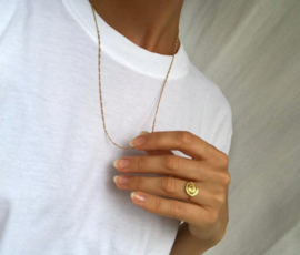 Classic figaro necklace - Bobby Rose