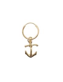 Anchor earring - Bobby Rose
