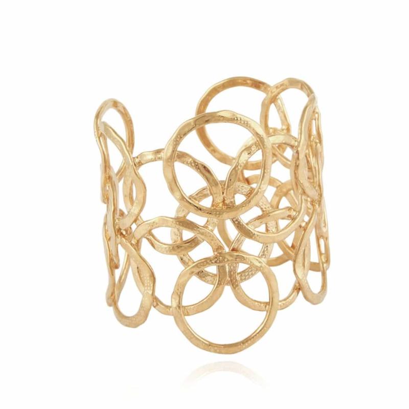 Gas Bijoux Bracelet Olympia Gold