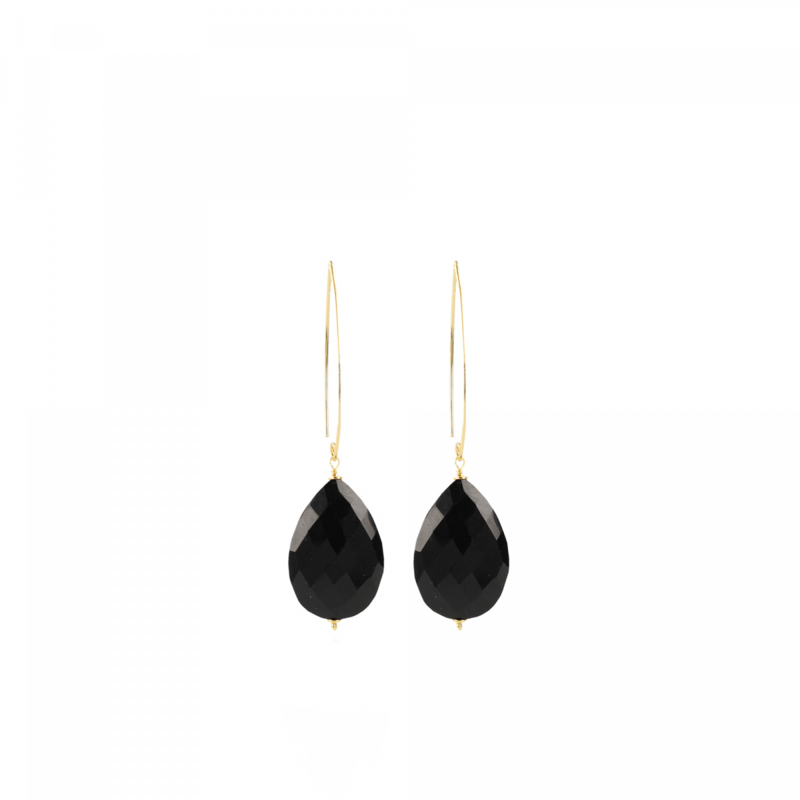 LOTT. Nore Quartz Drop M Black