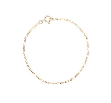 Classic figaro bracelet - Bobby Rose