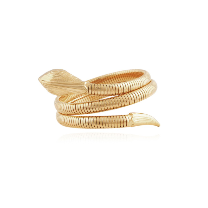 Gas Bijoux Serpent bracelet