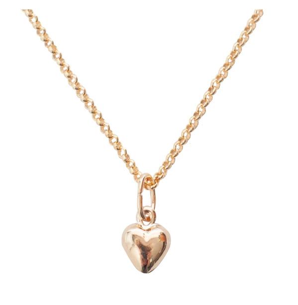 Big heart necklace - Bobby Rose