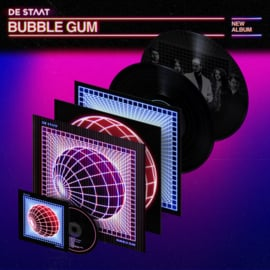 BUBBLE GUM 2LP + CD - LIMITED EXCLUSIVE