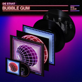 BUBBLE GUM CD