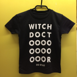 WITCH DOCTOOOOOOR KID Shirt (black)