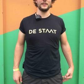 DE STAAT Shirt (black)